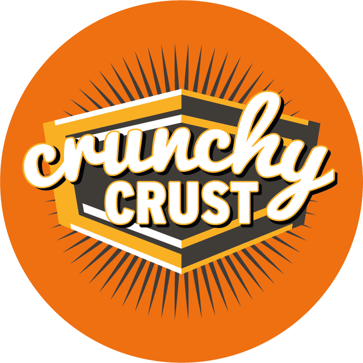 Crunchy crust
